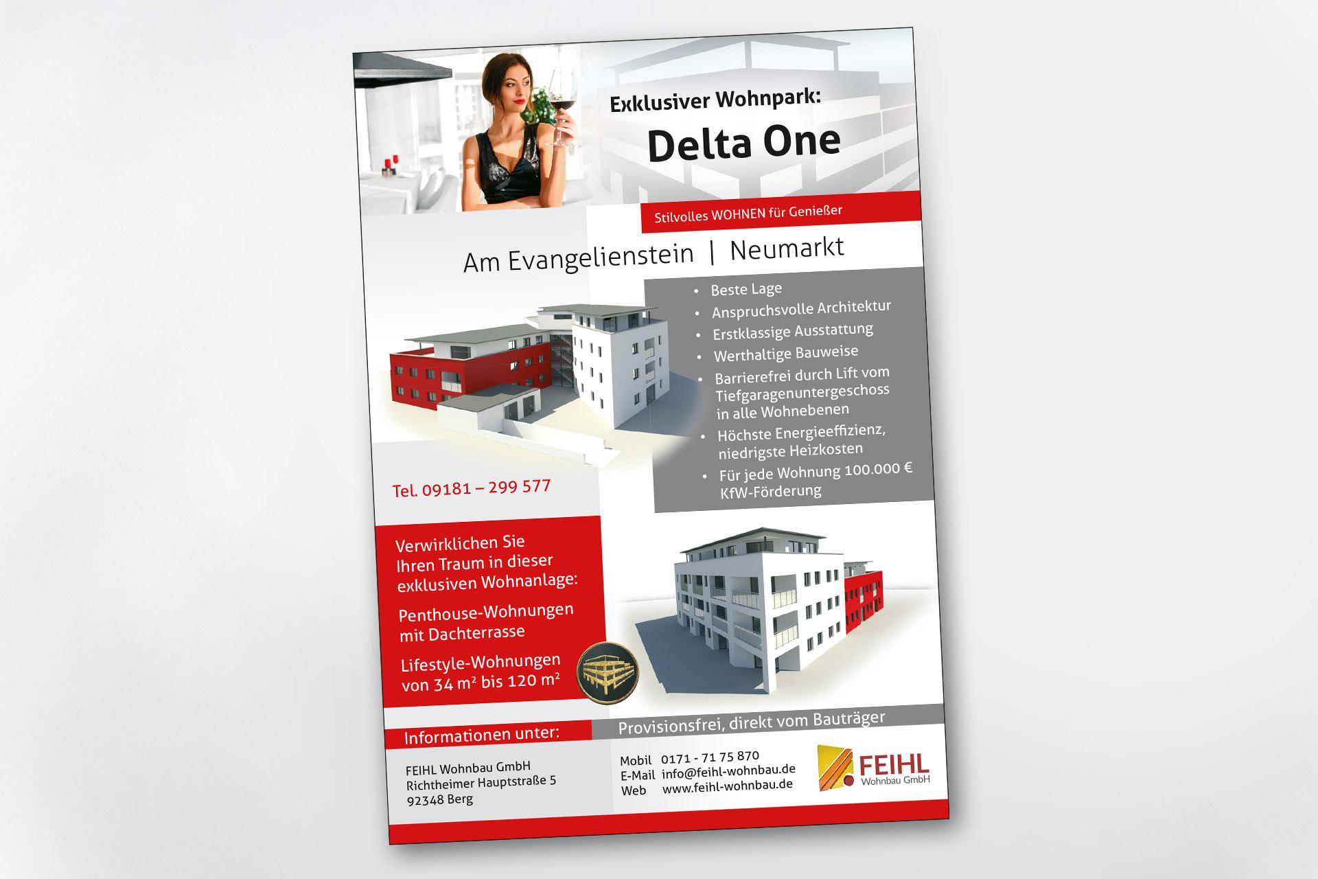 Delta One Anzeigen