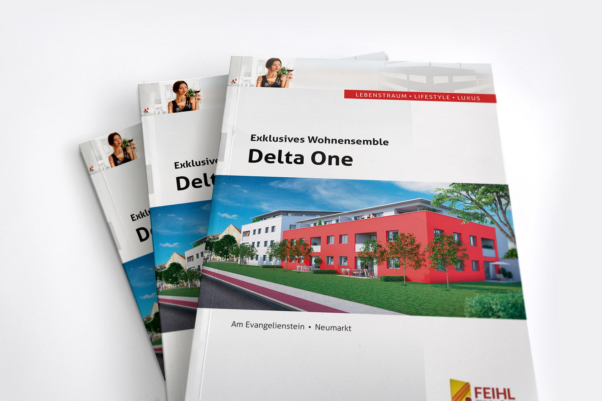Delta One Exposé Cover