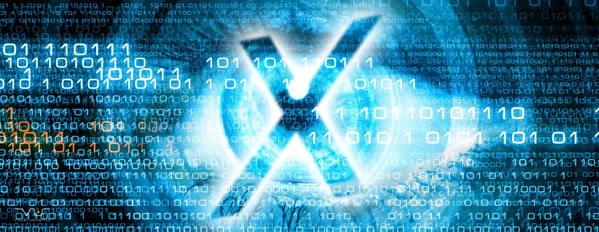 Visual Unlimited Headerbild zu Daten und Datenschutz