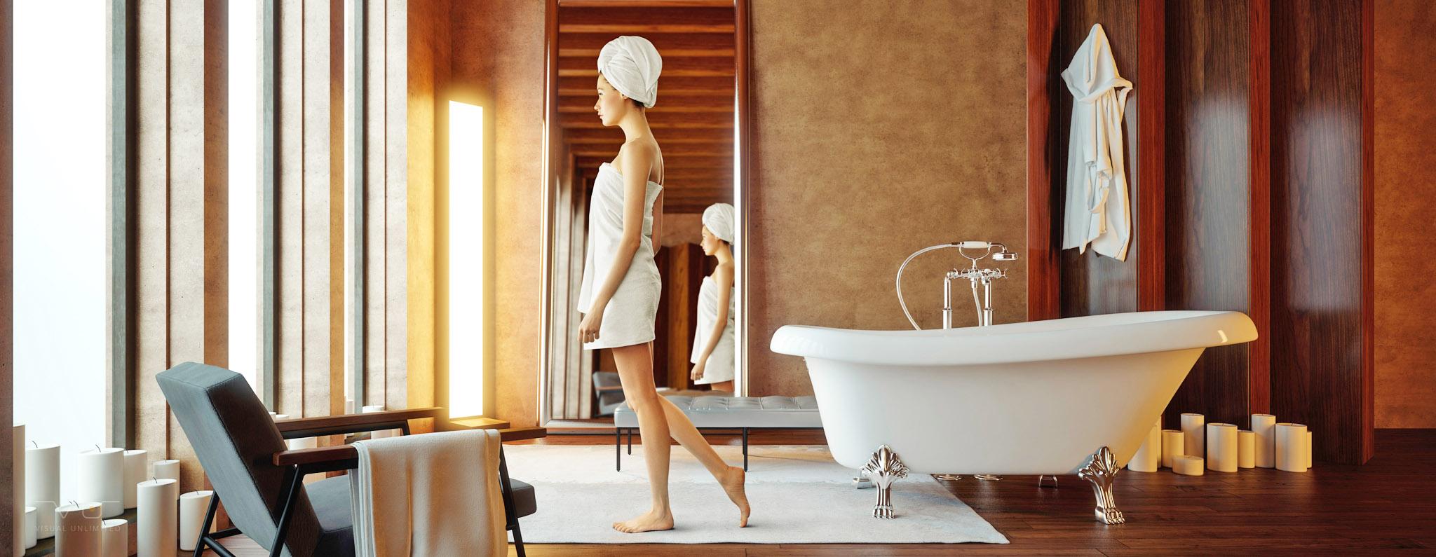 Bilder VU Header Photography 10 Badewanne - Bathtub