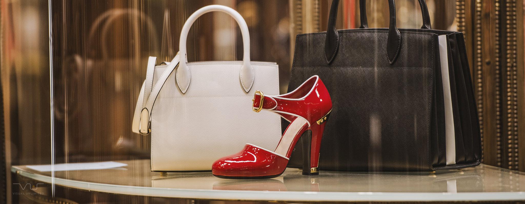 Bilder VU Header Photography 16 Roter High Heel - Red Shoe
