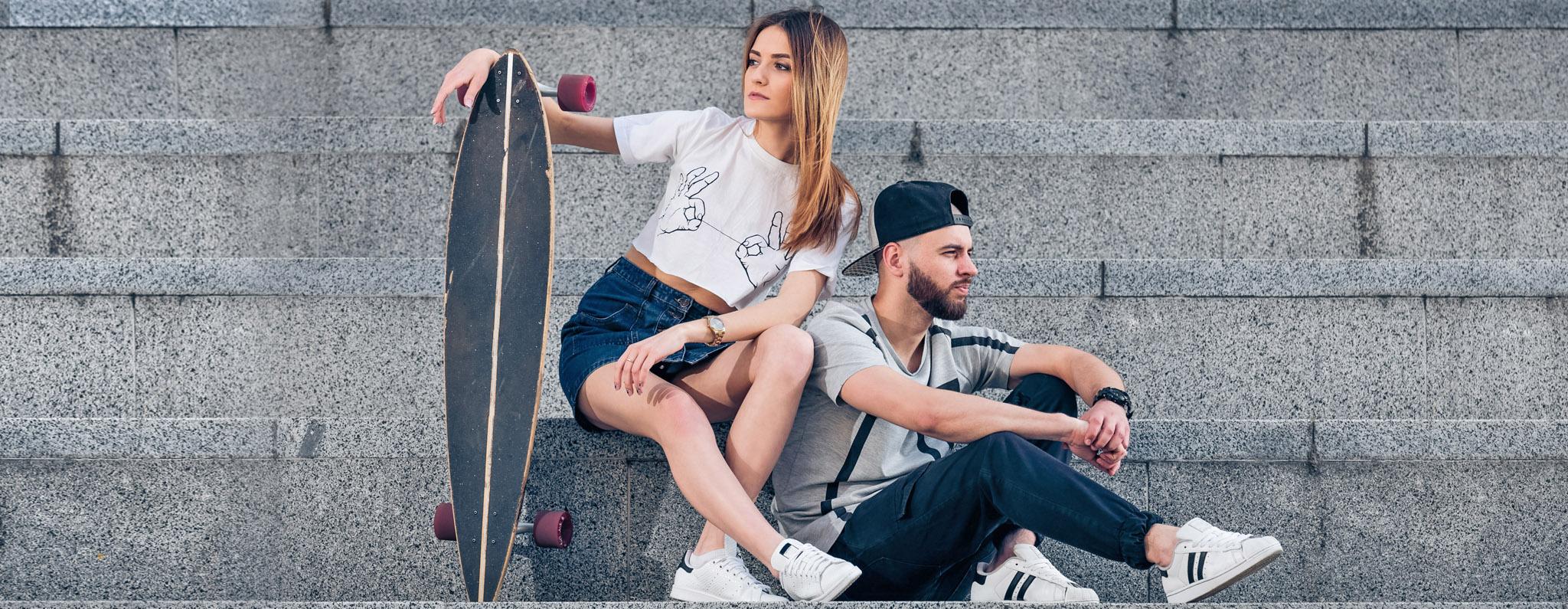 Bilder VU Header Photography 18 Streetwear - Skateboarder