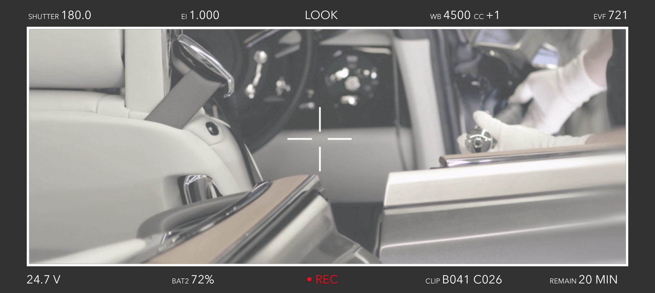 Visual Unlimited RR Color Correction Interieur A