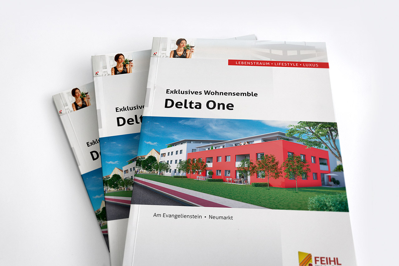 Visualisierung Delta One Expose Cover