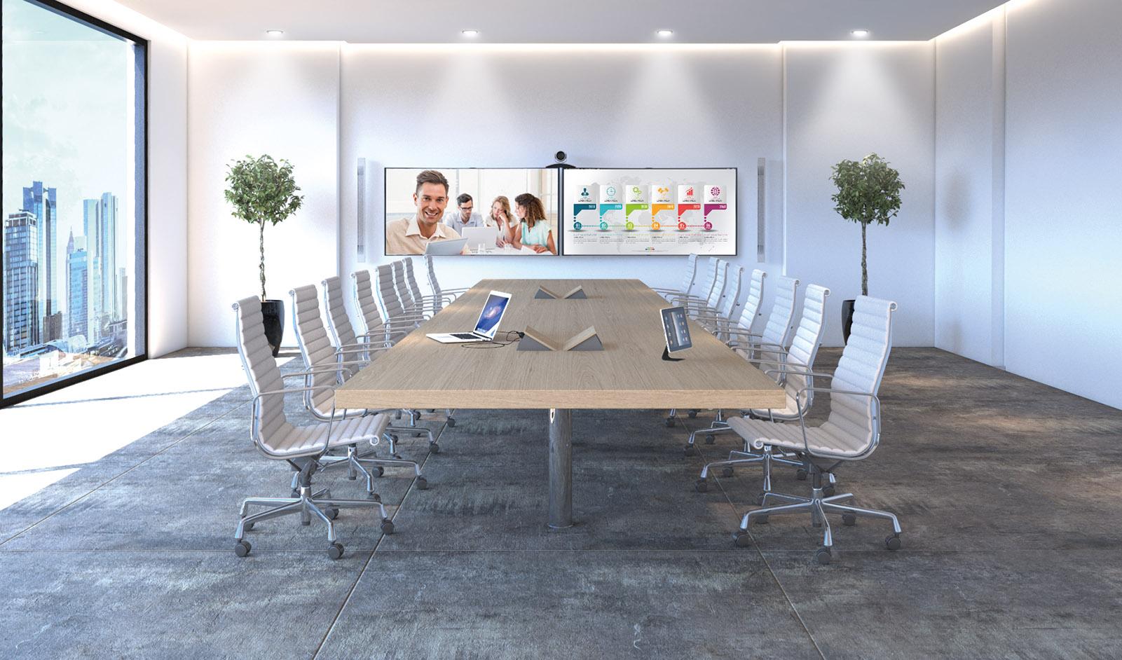 Visualisierung Multifunktionaler Konferenzraum