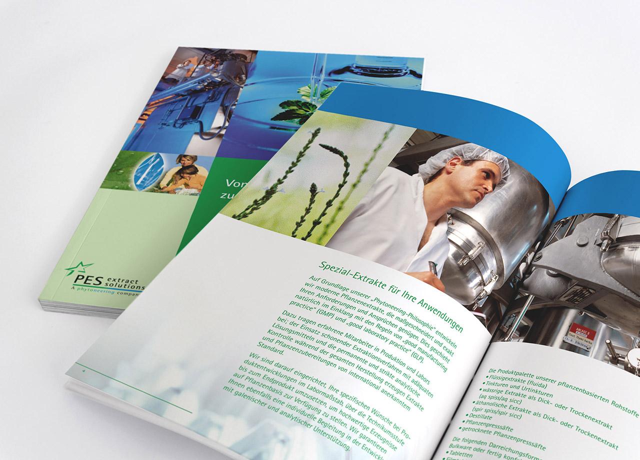 Visual Unlimited Bionorica PES Imageprospekt