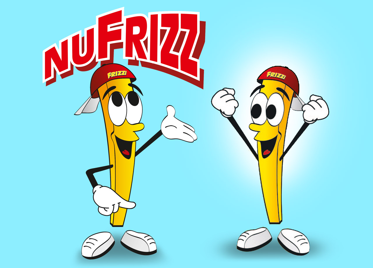 Visual Unlimited Design Logofigur Seitz Frizzi Nufrizz